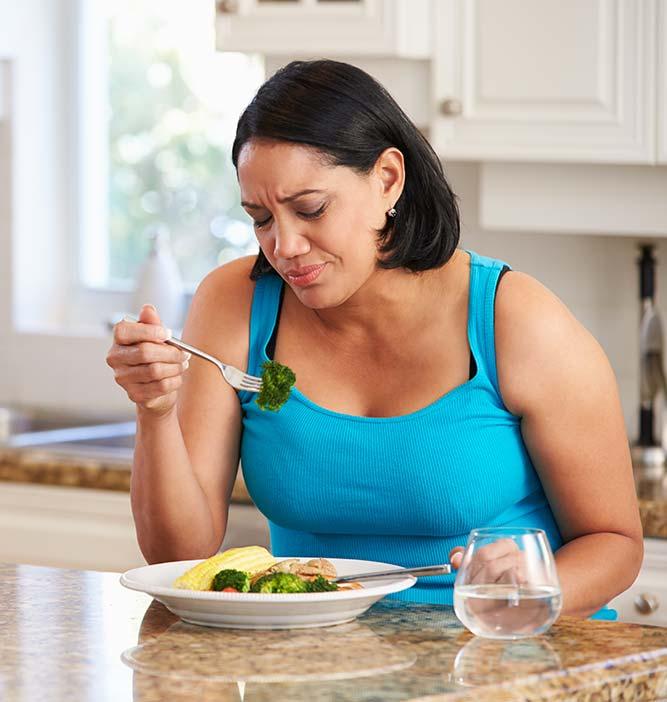 restricyed diet