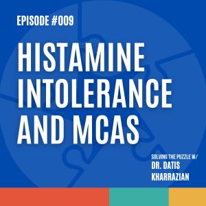 histamine intolerance MCAS